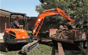 Excavation Services for Residential & Commercial Areas