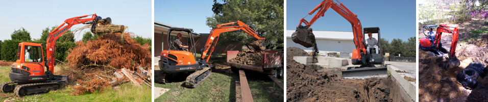 Excavation-Services Tangipahoa